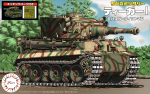 Chibi-Maru-Tiger-I-Michael-Wittmann-with-Photo-Etched-Parts