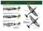 1-32-Decal-Bf-109-G-6-3x-Hungarian1x-Luftwaffe