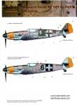 RARE-1-32-MESSERSCHMITT-Bf-109G-10-U4-Fighter