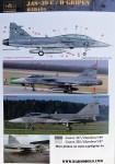 1-32-Decal-JAS-39-C-D-Gripen-Hung-CzechSweden