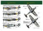 1-48-Decal-Me-Bf-109-G-6-3x-Hungary1x-Luftwaffe