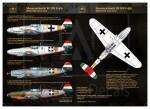 1-72-Decal-Bf-109-F-4-b-yellow-17-yellow-7