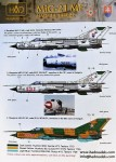 1-72-Decal-MiG-21MF-2x-Hungary-Slovakia