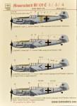 1-72-Bf-109E1-E3-E4-4x-camo-Part-1