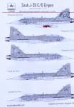 1-72-Decal-SAAB-J-39-C-D-Gripen-Tigermeet