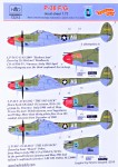 1-72-Decal-P-38-F-G-above-Europe-3x-camo