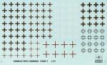 1-35-Decal-German-Crosses-WWII-part-2