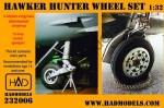 1-32-Hawker-Hunter-Wheel-set