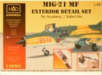 1-48-MiG-21-MF-Exterior-detail-set-ACAD-ITAL