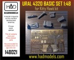 1-48-URAL-4320-BASIC-resin-and-PE-set-KITTYH