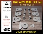 1-48-URAL-4320-WHEEL-set-KITTYH