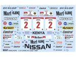 1-24-Nissan-240RS-2-Safari-1984-Decal-for-Aoshima
