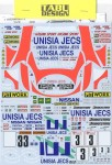 1-24-GT-R-R33-Unisia-JECS-JGTC-1995-98-Decals-for-Tamiya