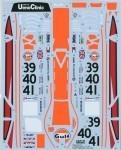 1-24-McLaren-F1-GTR-Gulf-39-40-41-LM-1997-for-Fujimi
