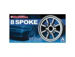 1-24-RS-Watanabe-8-Spoke-16-Inch-Wheels