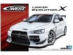 1-24-C-West-CZ4A-Lancer-Evolution-X-2007-Mitsubishi