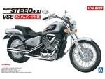 1-12-Honda-Steed-400VSE-with-Custom-Parts