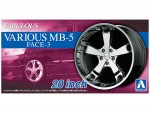1-24-Fabulous-Various-MB-5-FACE-3-20-Inch