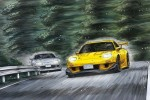 1-24-Keisuke-Takahashi-FD3S-RX-7-Project-D-Ver-with-Driver-Figure