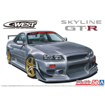 1-24-C-WEST-BNR34-Skyline-GT-R-02-Nissan