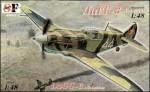 RARE-1-48-LAGG-3-series-4-WWII-Soviet-fighter