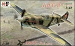 RARE-1-48-LAGG-3-series-4-WWII-Soviet-fighter