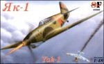 1-48-Yak-1-WWII-Soviet-fighter