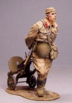 RARE-1-35-Red-army-man-with-Maxim-M-G-Summer-1941-SALE