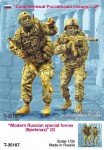 1-35-Modern-Russian-special-forces-TWO-FIGURES-Ready