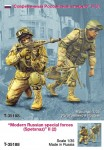 1-35-Modern-Russian-special-forces-II-TWO-FIGURES-Ready