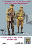 1-35-Civilians-Moscow-of-the-40s-50s-driver-and-bully-Two-figures