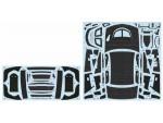 1-24-Lancer-Evolution-VI-Carbon-Decal-for-Tamiya