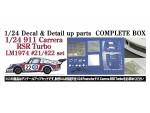 1-24-911-Carrera-RSR-Turbo-LM-1974-21-22-Set-Fujimi