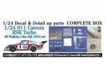 1-24-911-Carrera-RSR-Turbo-9-Watkins-Glen-6H-1974-Set-Fujimi