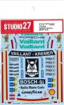1-12-Porsche-934-Valiant-Kremer-6-Nurnberg-200-Mi-7-Dijon-6h-1976-Reissue