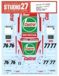 1-24-Honda-Civic-Castrol-76-77-National-Saloon-Car-Cup-1993-Decal-for-Hasegawa