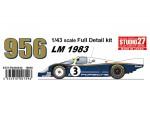 1-43-Porsche-956-LM-1983-Long-Tail