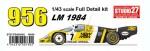 1-43-Porsche-956-Newman-LM-1984-Long-Tail