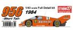 1-43-Porsche-956B-Jagermeister-1984-Short-Tail