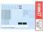 1-24-Car-Number-Plate-Decal-Kansai-and-Kinki