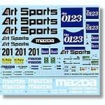 Mazda-787B-Art-Sports-LM-1990-for-Mini-Z