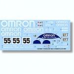 Porsche-962C-Omron-LM-1990-Decal