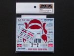 Celica-GT-Four-ST185-Monte-Carlo-1992-Decal-for-Mini-Z