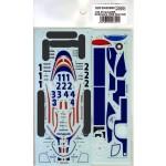 1-43-Porsche-956-Romans-Blue-1982-Spare-Decal