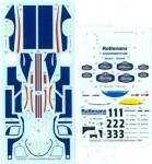 1-43-Porsche-956B-Rothmans-1984-Short-Tail-Spare-Decal