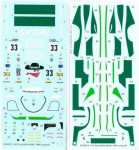 1-43-Porsche-956-SKOAL-1984-Long-Tail-Spare-Decal