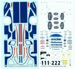 1-43-Porsche-956-Rothmnas-1983-Short-Tail-Spare-Decal
