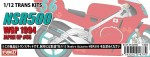 1-12-NSR500-Japanese-GP-1994-Trans-Kit-for-Tamiya