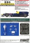1-20-Red-Bull-RB6-Malaysian-Grand-Prix-Conversion-Kit-Tamiya