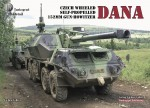 RARE-DANA-Czech-Wheeled-Self-Propelled-152mm-Gun-Howitzer-SALE
